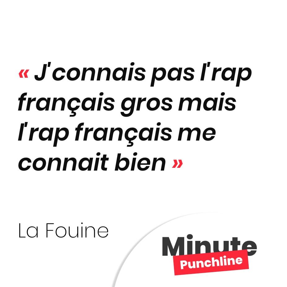 J'connais pas l'rap français gros mais l'rap français meconnaitbien